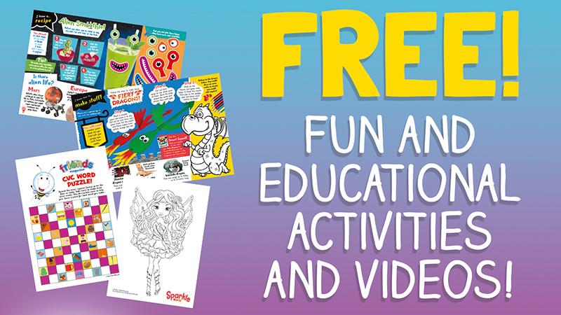 FREE Fun Activities