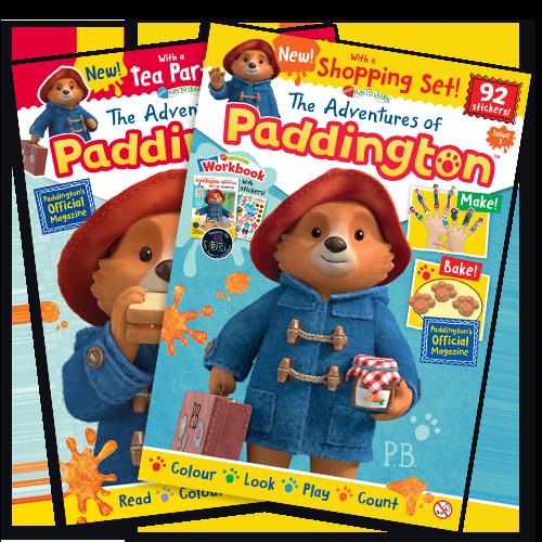 NEW! Paddington Magazine
