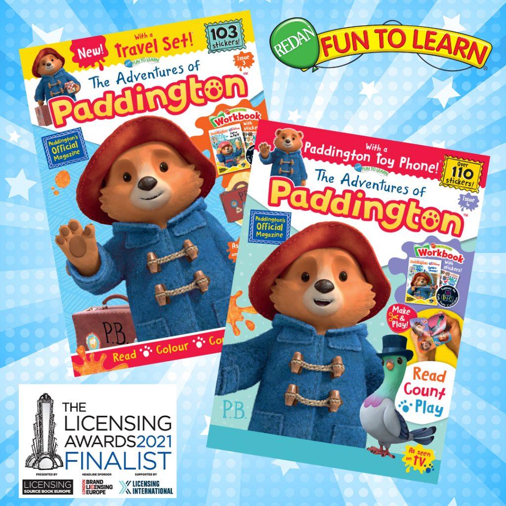 Redan is a Licensing Awards Finalist!