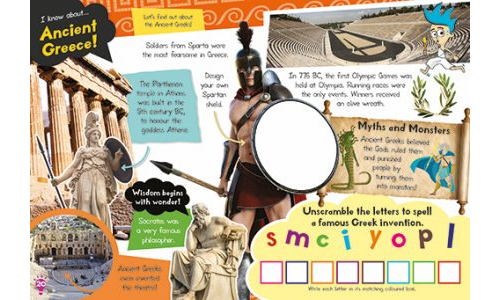 Learn About Ancient Greece