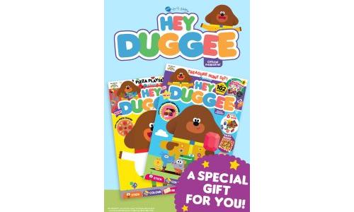 Hey Duggee Gift Card