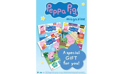 Peppa Pig Gift Card