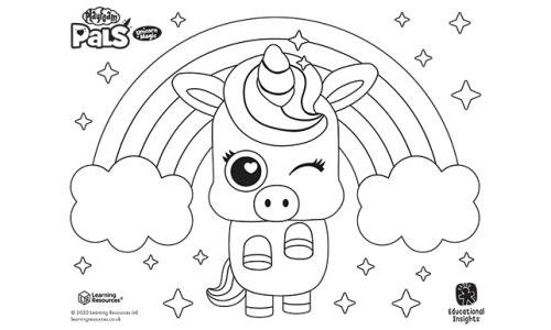 Playfoam Pals Unicorn