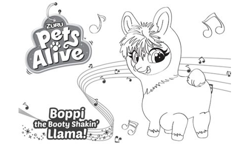 Pets Alive Boppi